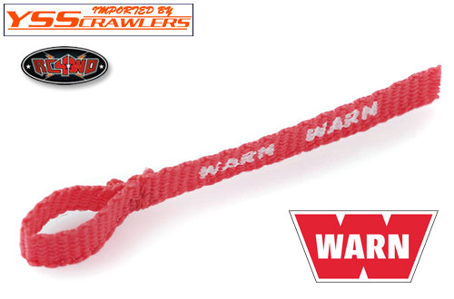RC4WD Warn Winch Pull Tags!