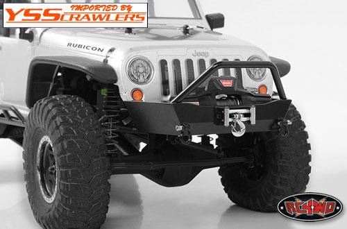 RC4WD タフアーマー ウィンチ バンパー for SCX10, TF2系! [スティンガー]