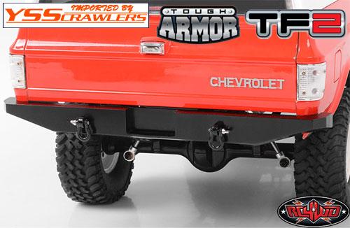 RC4WD タフアーマー リアバンパー for Chevy Blazer!
