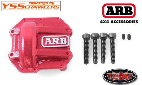 RC4WD ARB Diff Cover for Axial AR44 Axle![SCX10-II]