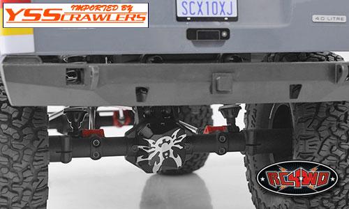 RC4WD ポイズンスパイダー デフカバー for Axial AR44アクスル![SCX10-II]