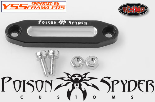 RC4WD Poison Spyder Fairlead for Warn 8274 Winch!