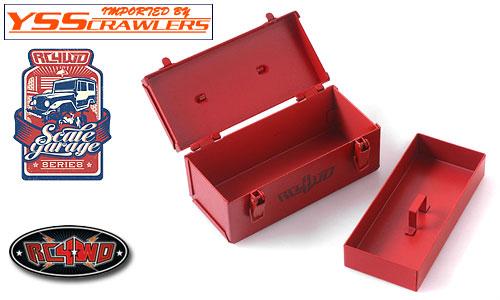 RC4WD 1/10 メタル ツール ボックス![SGS]