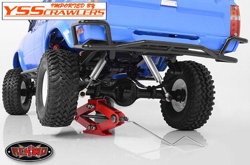 RC4WD チュービー(Chubby) 3トン スケールシザージャッキ!
