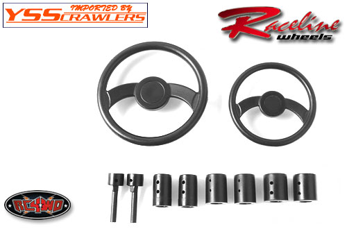 RC4WD Raceline[レースライン] ステアリングホイール!
