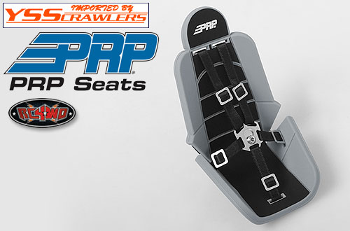 RC4WD PRP Lightweight Competition Pro Seat!