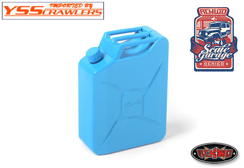 RC4WD Scale Garage Series 1/10 Military Jerry Can!