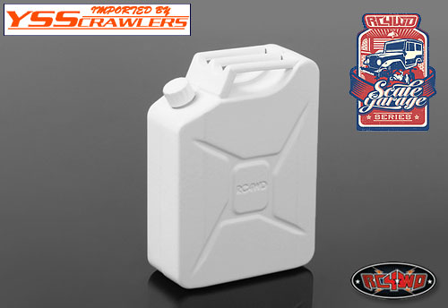 RC4WD Scale Garage Series 1/10 Jerry Can!