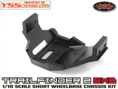 RC4WD オーバー&アンダードライブ用 スキッドプレート for TF2 SWB