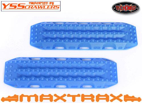 RC4WD MAXTRAX[マックストラックス] エクストラトラクション&リカバリーボード![FJブルー]