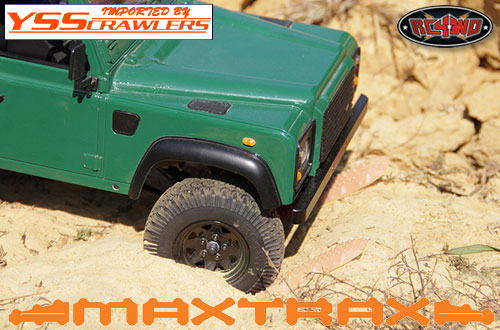 RC4WD MAXTRAX[マックストラックス] エクストラトラクション&リカバリーボード![デザートタン]