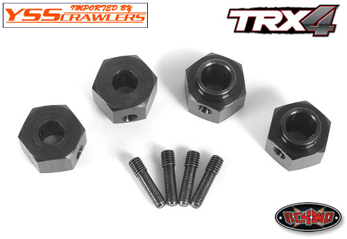 RC4WD 12mm Wheel Hex Conversion for Traxxas TRX-4