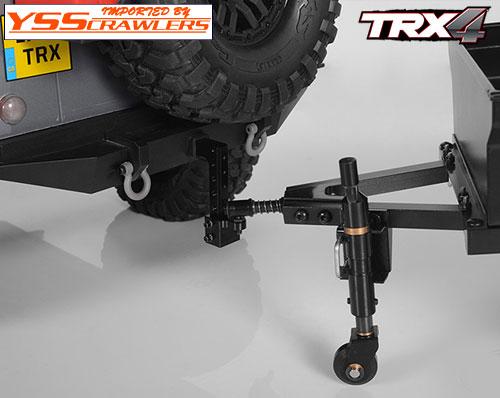 RC4WD アジャスタブル ドロップヒッチ for Traxxas TRX-4!