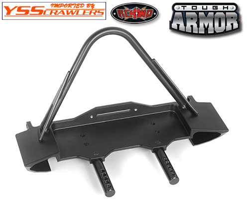 RC4WD Tough Armor Front Winch Bumper for Axial SCX10 II (Type A)