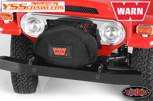 RC4WD Warn Universal Winch Cover