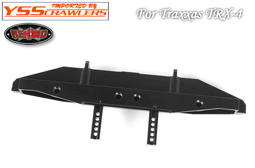 RC4WD Aluminum Rear Bumper for Traxxas TRX-4!