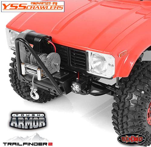 RC4WD タフアーマー コンペティション スティンガーバンパー For TF2!