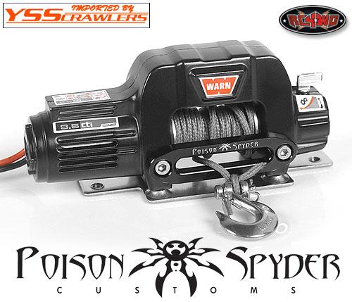 RC4WD ポイズンスパイダー フェアリード for Mini WARN 9.5cti ウィンチ!