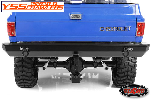 RC4WD タフアーマー リアバンパー for Chevy Blazer![ヒッチ]