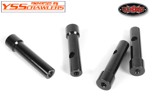 RC4WD Trail Finder 2 Aluminum Side Body Posts!