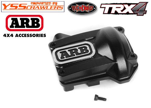 RC4WD ARB デフカバー for Traxxas TRX-4![ブラック]