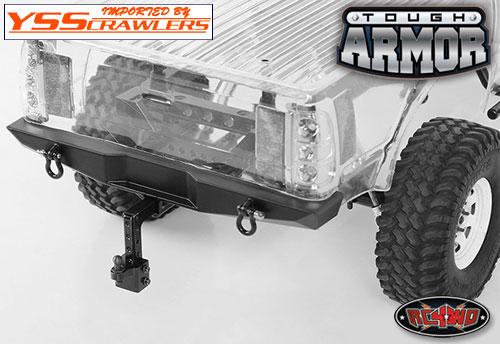 RC4WD タフアーマー ヒッチマウント付 リアバンパー for Tacoma TF2!