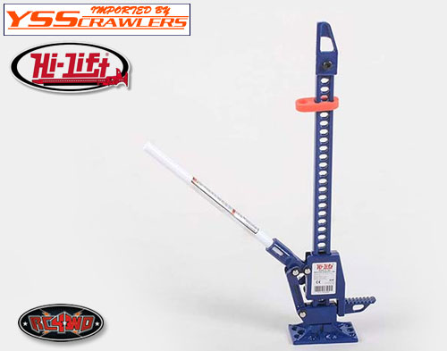RC4WD 1/10 Hi-Lift Jack! [Pastriot Blue]