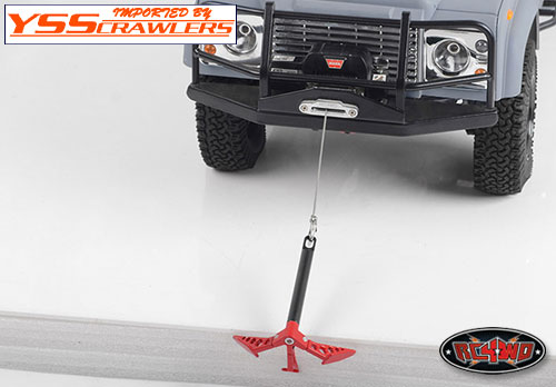 RC4WD Trident Foldable Winch Anchor