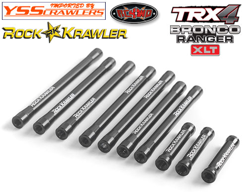 RC4WD Rock Krawler リンクパッケージ for Traxxas TRX-4![BRONCO]