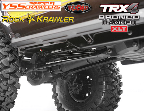 RC4WD Rock Krawler Link Package for Traxxas TRX-4 Bronco Ranger XLT