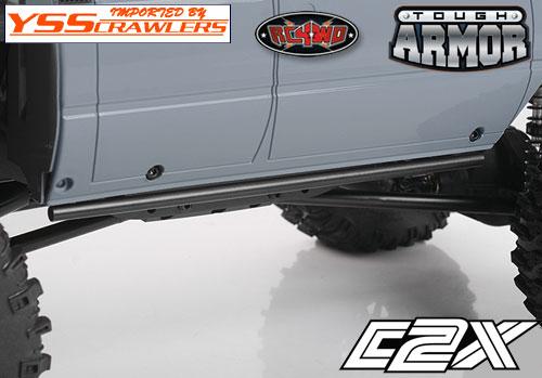 RC4WD TA チューブ スライダー for C2X クラス2 コンプトラック!