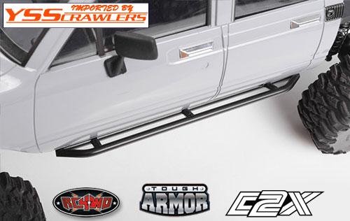 RC4WD TA ダブルチューブスライダー for C2X クラス2 コンプトラック!