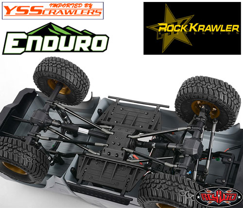 RC4WD Rock Krawler リンクセット for Element Enduro!