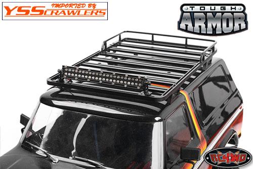 RC4WD TA オーバーランド ルーフラック for Traxxas TRX-4!