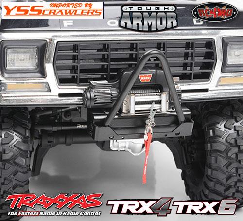 RC4WD TA スティンガーバンパー for TRX-4 TRX-6!