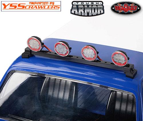 RC4WD タフアーマー ライトバーマウント Version 2!