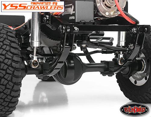 RC4WD アンダーリーフマウント for K44 & Yota2アクスル!
