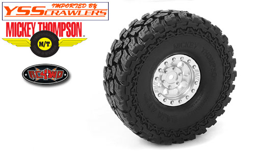 RC4WD Micky Thompson [Baja ATZ P3] 1.55 スケールタイヤ [2本]