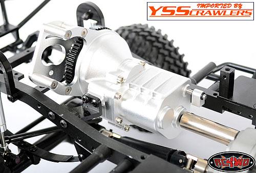 RC4WD R3 2スピード スケール トランスミッション!
