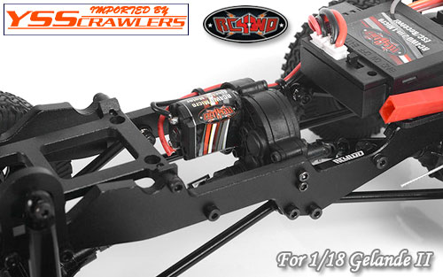 RC4WD R5 1/18 Mini Transmission V2