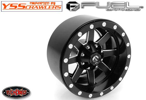 RC4WD Fuel[フュエル] 1.9 マーべリック ビードロックホイール![4本]