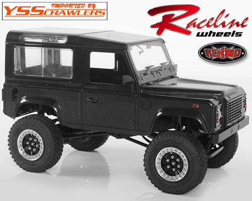 RC4WD レースライン モンスター 1インチ ビードロックホイール [1台分]