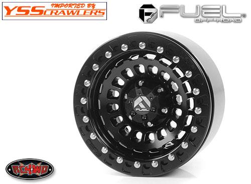 RC4WD Fuel[フュエル] 1.9 ゼファー ビードロックホイール![4本]