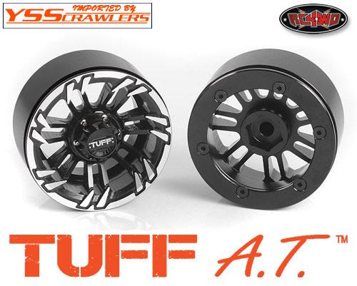 RC4WD TUFF T21 - 1.9インチ ビードロック ホイール![1台分]