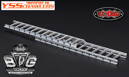 RC4WD Big Boy Heavy Duty Aluminum Ladder!