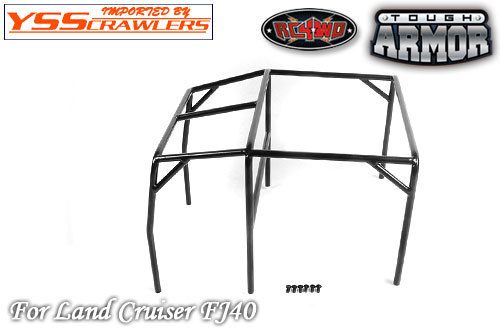 RC4WD Tough Armor Metal Tube Cage for G2 Cruiser!