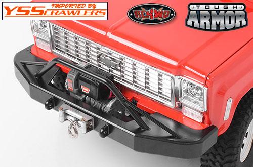 RC4WD タフアーマー ウィンチバンパー for Chevy Blazer!