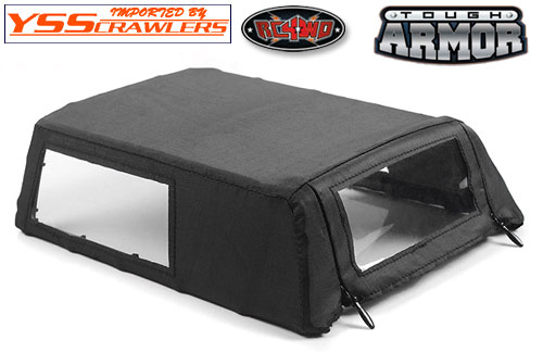 Tough Armor Cloth Top w/ Metal Cage for Toyota 4Runner