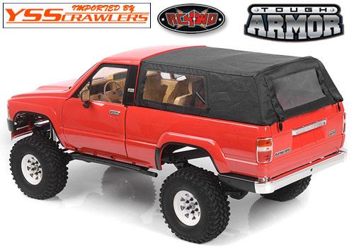 RC4WD TA 幌+メタルゲージ for 1985 ハイラックス![ホワイト]