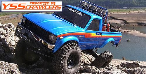 RC4WD インタレコ IROK 1.9 スケールタイヤ![2本]